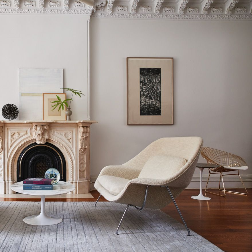 Merveilleux Saarinen Coffee Table   42