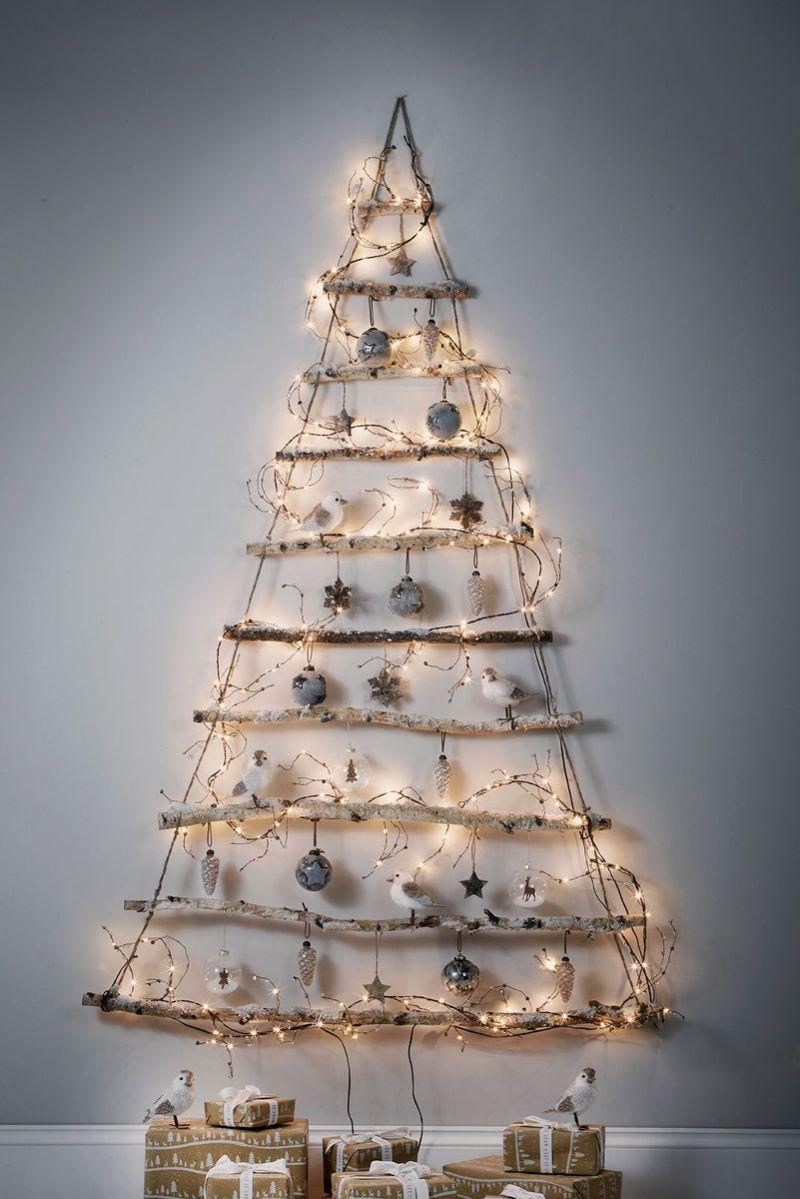 Genius Christmas Tree Alternatives For Small Es
