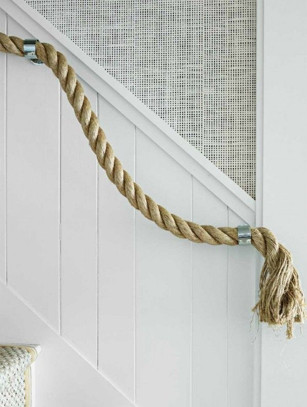 Nautical Rope Home Decor Beach House
