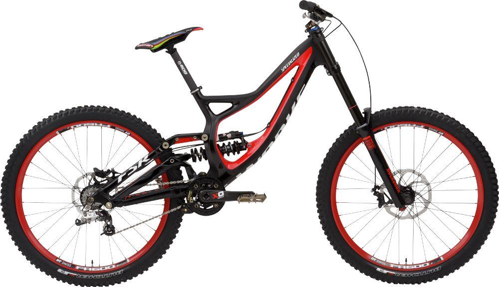 004b98bffcc Downhill Bike Specialized Demo 8 Carbon Team Bike (2012)