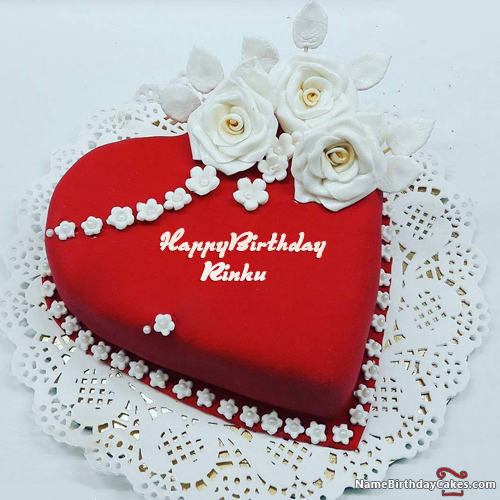 Get Free Happy Birthday Cake With Name And Photo Card Wishes
