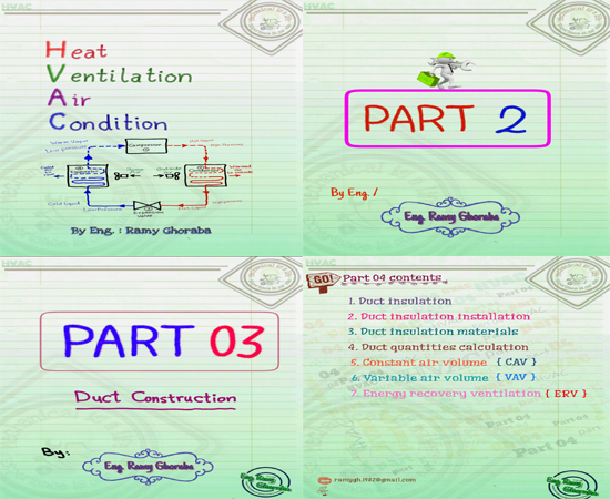 Download Full HVAC Training Course by Ramy Ghoraba Four