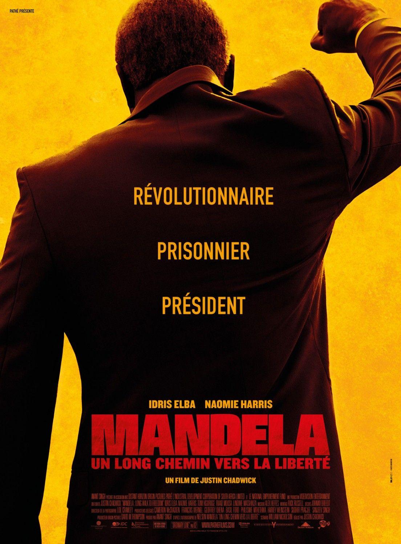Extra Large Movie Poster Image For Mandela Long Walk To Freedom