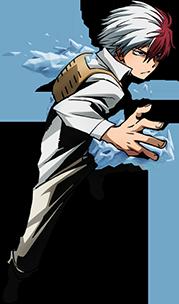 My hero academia wallpaper, boku no hero academia, todoroki shōto; Hd Png Shoto Todoroki Transparent - Anime Wallpapers