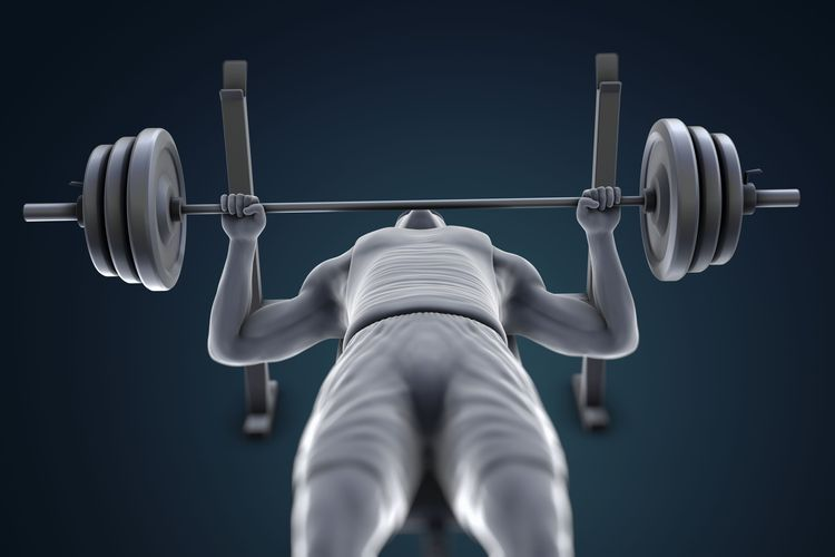 How to Do the Bench Press Exercise