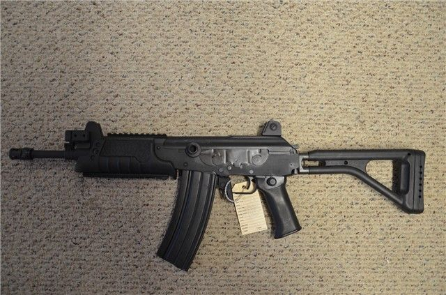 This Micro Galil Transferable machine gun is a rare find! It