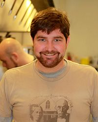 Chef Billy Allin RESTAURANT: Cakes & Ale