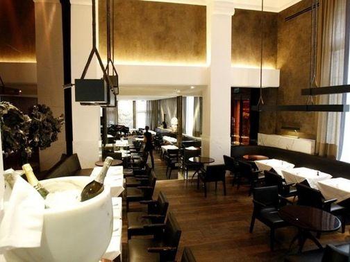 La soci t st germain paris restaurant cum jazz bar mesma rede do l 39 avenue card pio igual - Restaurant la grille paris 10 ...