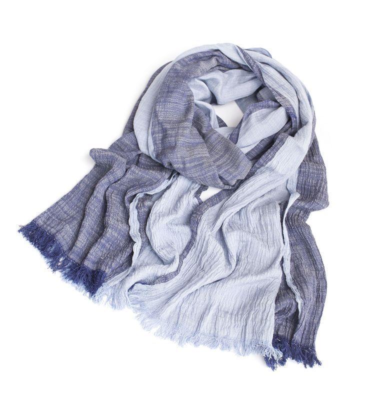 Marca moda de otoño invierno de algodón largo de mezclilla azul ...
