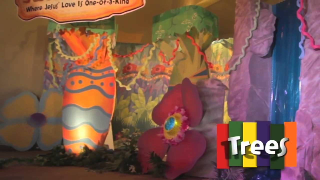 Weird Animals Main Set Decorating Overview More Great Vbs Decorating Resources Can Be Found At Http Group Com Vbs Weird Animals Weird Animals Vbs Vbs Crafts