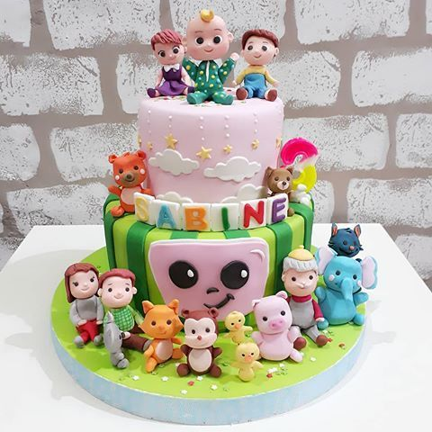 30 Cocomelon Birthday Cake Ideas - Pictures