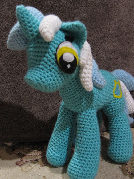 Lyra Heartstrings Pattern - My Little Pony | Florencia, Patrones y Ideas