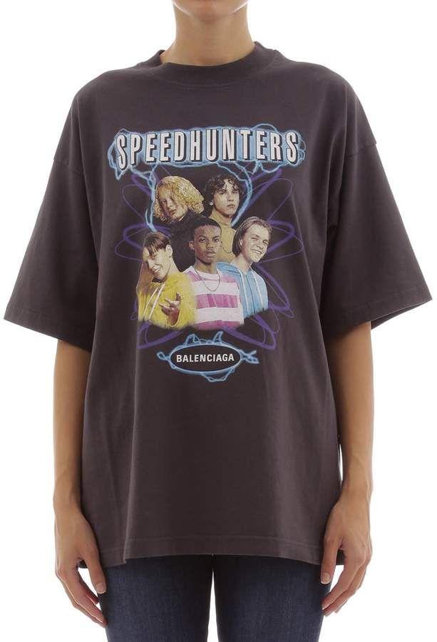 848e1e32dfb6 Balenciaga T-shirt Speedhunters   Fashion   Balenciaga t shirt ...