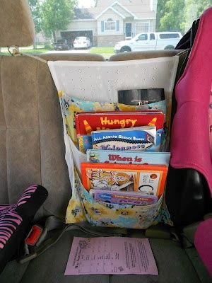 Car travel with the kids...