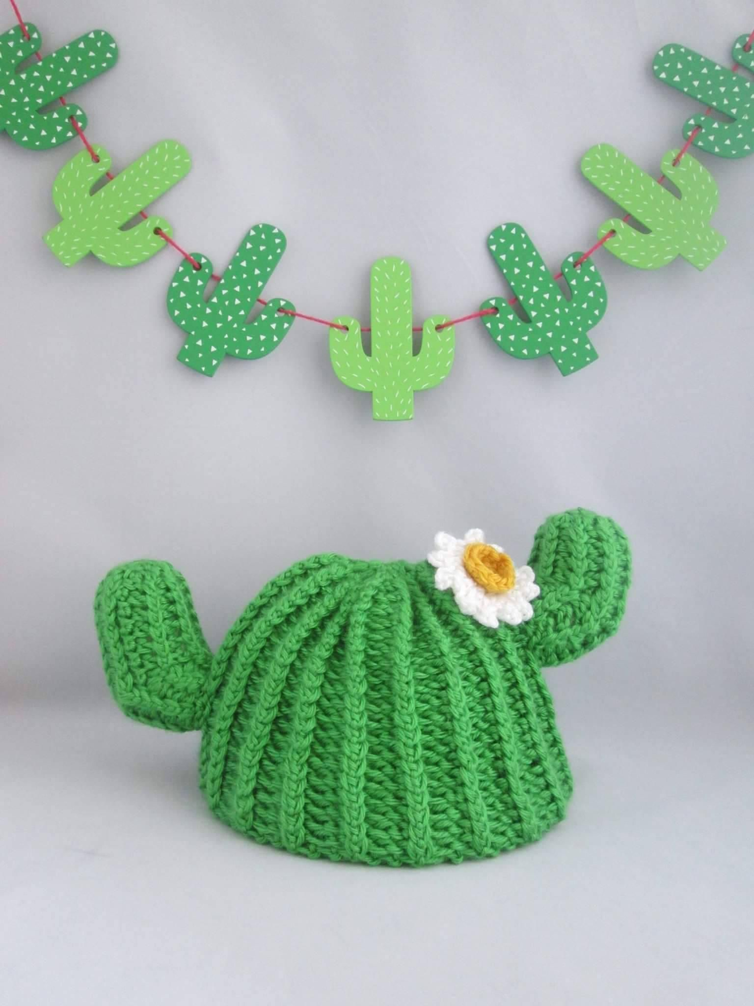 Handmade Crocheted Baby and Toddler s Cactus Novelty Hat  Cactus Baby Hat  Cactus Toddler Hat  Cactus Hat Novelty Kid s Hat Plant Beanie Hat by ... 6fea86507e8f