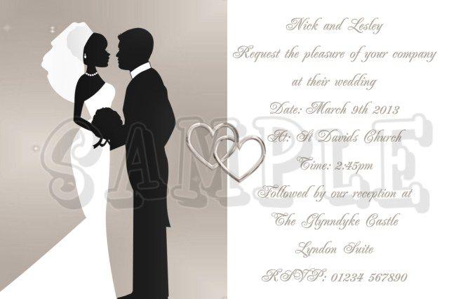 30 Brilliant Picture Of Wedding Renewal Invitations Unique