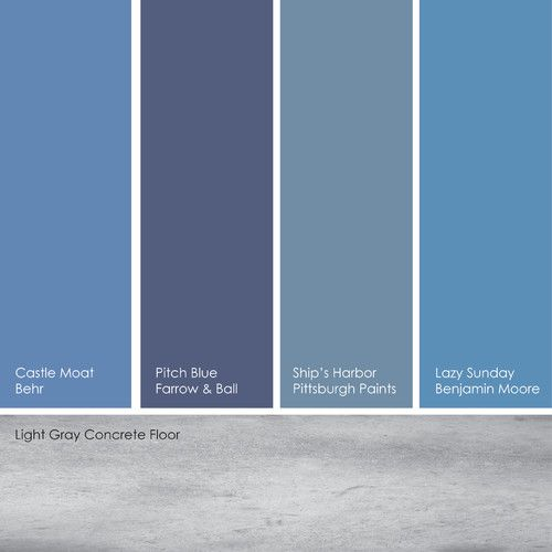Shades Of Blue Paint suggested true blue paint picks you can go with a pure blue or