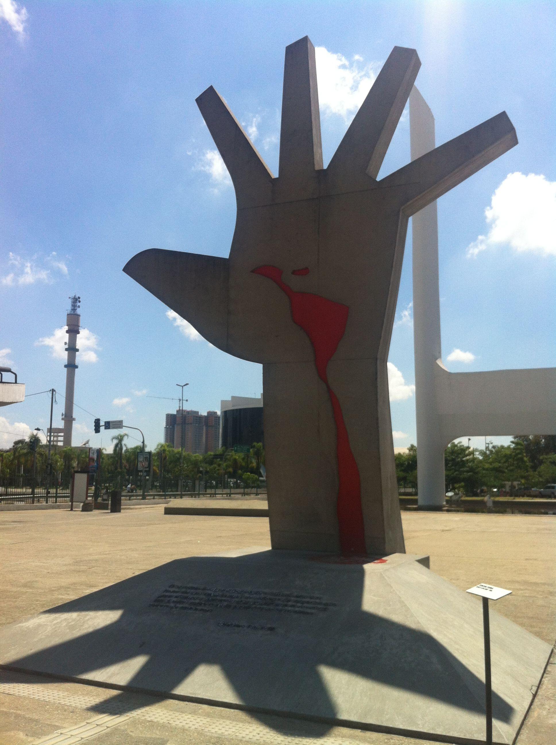 Memorial da América Latina em São Paulo