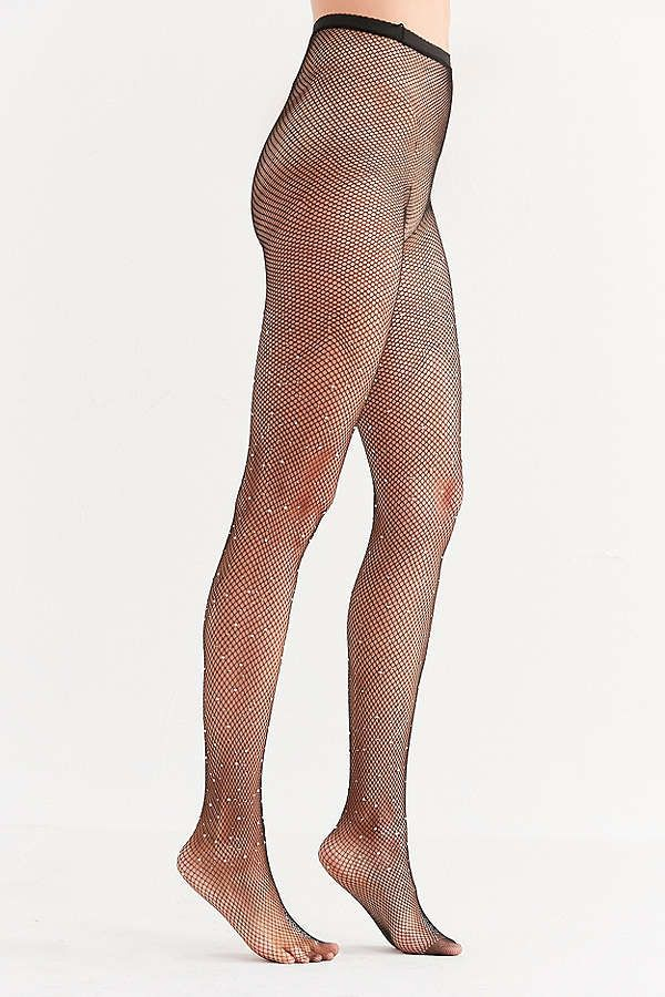 6611259aa2 Out From Under Jewel Fishnet Tight in 2019   accessories   Tights ...