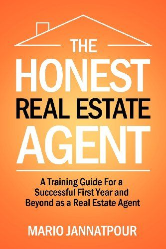 real estate agent training pdf