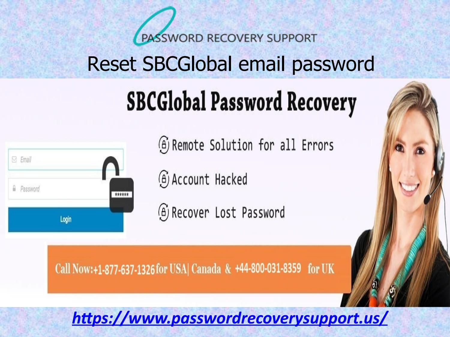 How to reset SBCGlobal email password in 2020 Email