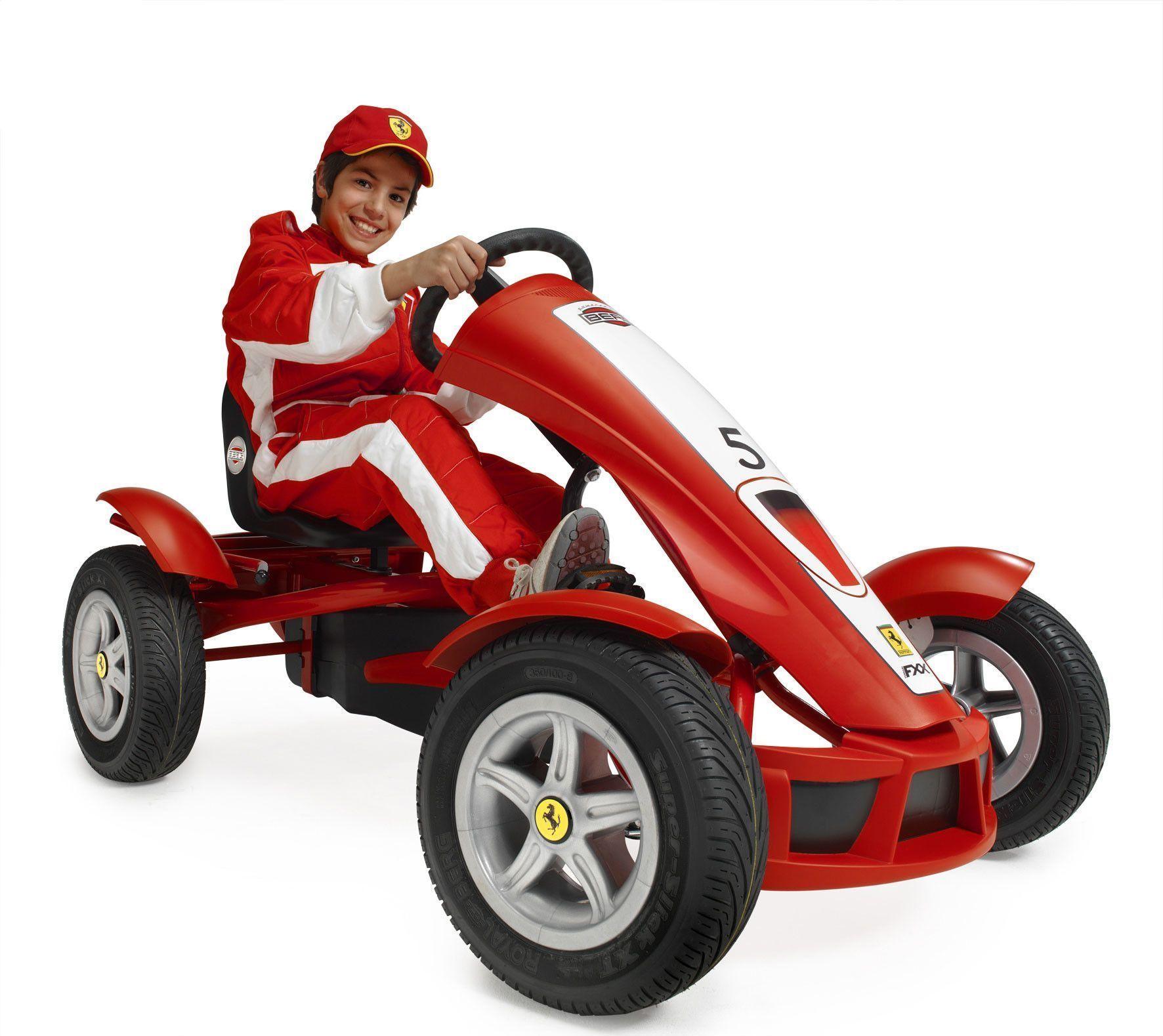Berg Toys Ferrari Fxx Racer Pedal Go Kart Reviews Wayfair Ferrarifxx Berg Toys Ferrari Fxx Racer Pedal Go Kart Reviews Way Ferrari Fxx Go Kart Ferrari