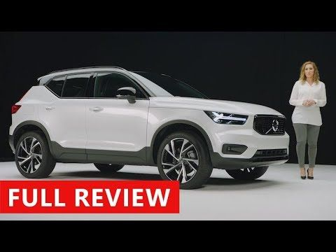 2018 Volvo Xc40 Review Amazing New Suv Crossover Youtube