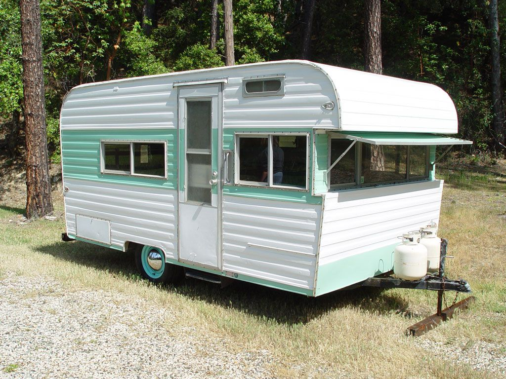1965 Fireball 16 Travel Trailer Will Be Auctioned Off Soon See