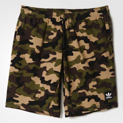 d71ecc49d4 adidas - Shorts Camuflagem Clima