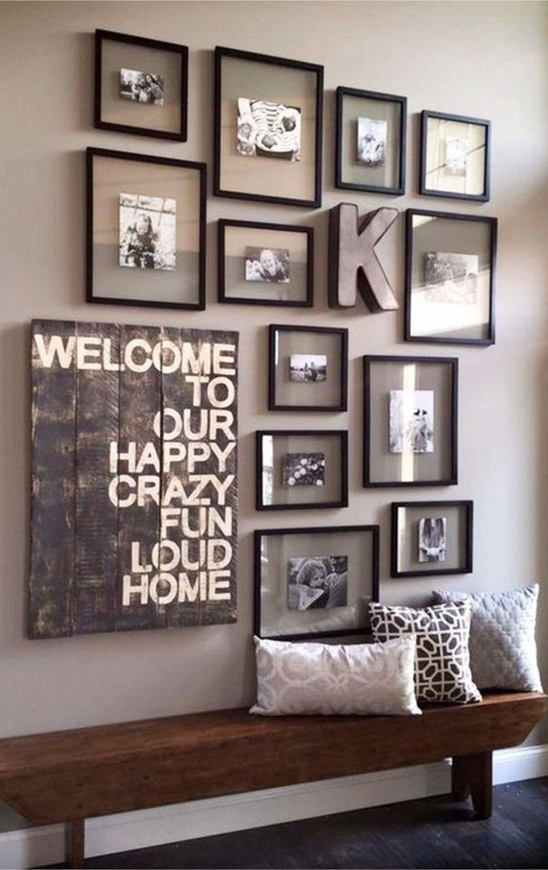 10 Inspiring Rustic Wall Decor Ideas That Easy But Beautiful
