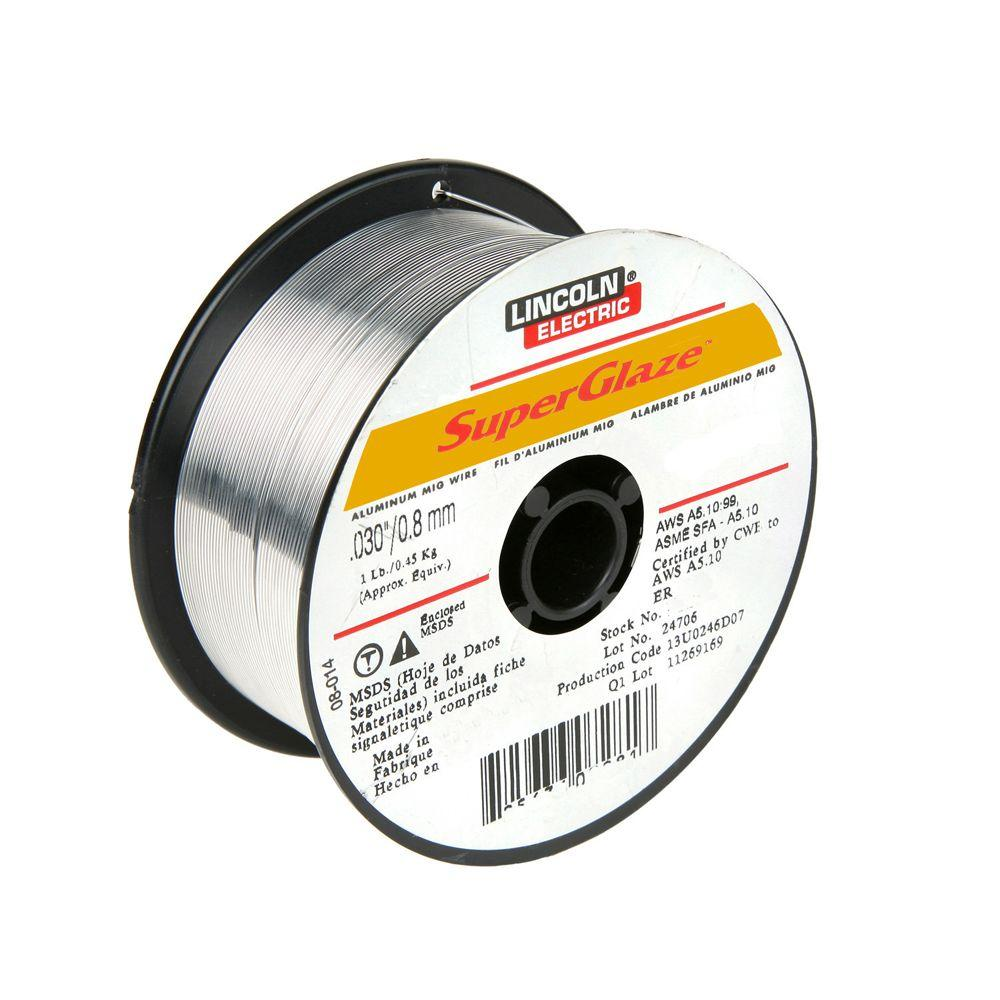 Lincoln Electric 035 In Superglaze Wire Ed030308 In 2020 With