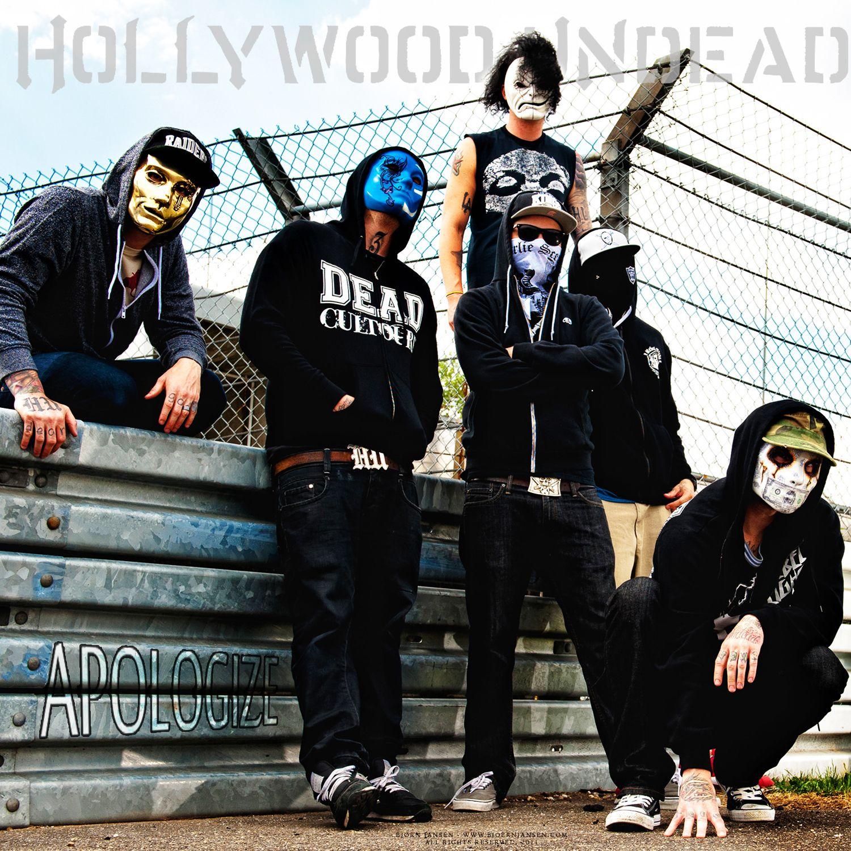 Rap rock hollywood undead