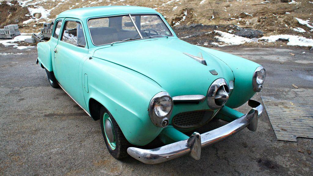 Parked 47 Years 1950 Studebaker Champion Studebaker Classic