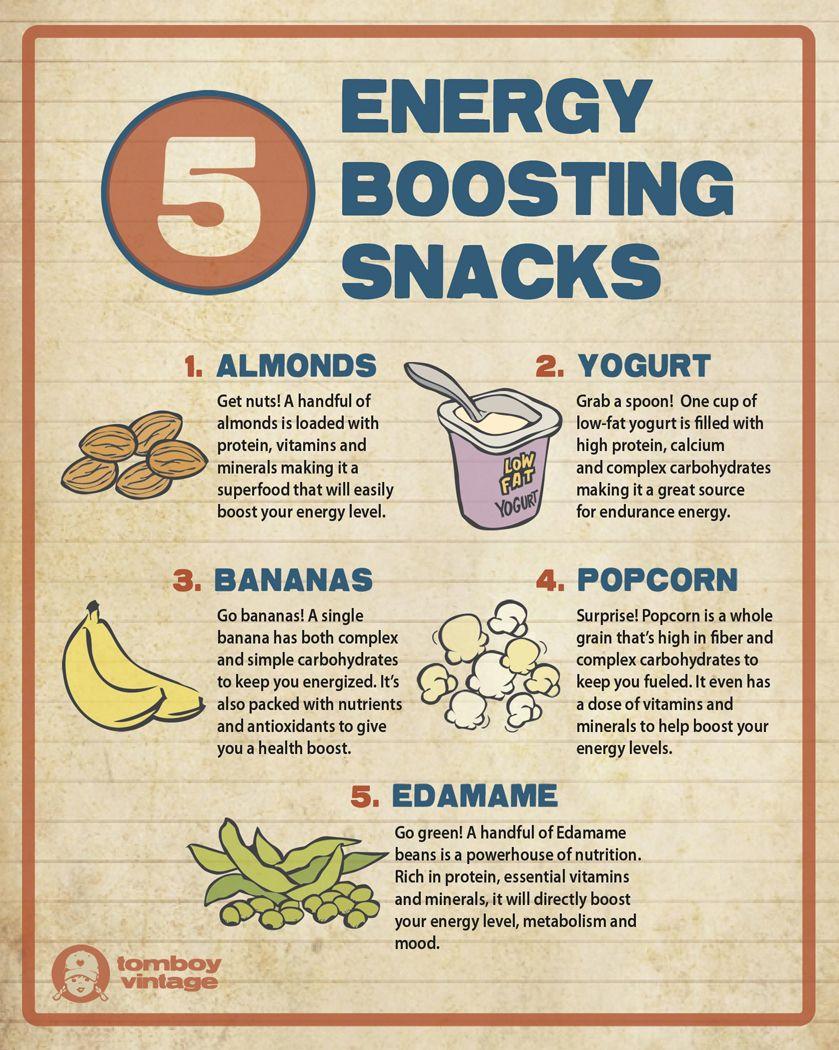 5 Energy Boosting Snack Ideas Energy Boosting Snacks Energy Boosting Foods Healthy Food Delivery