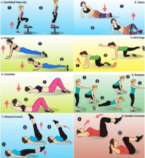 8 core exercises for women over 40 years old  obsolo