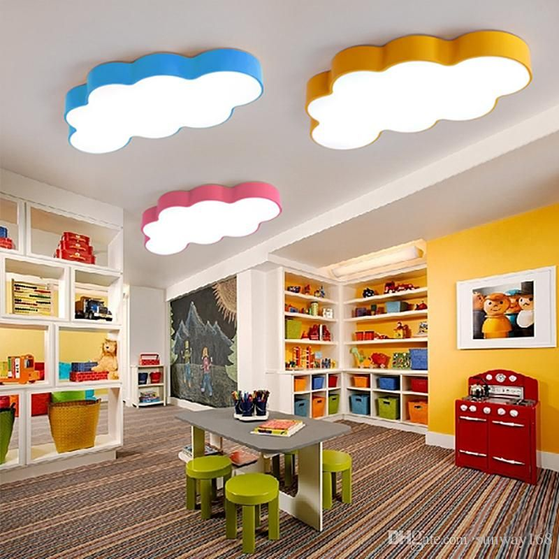 Wall Lamps Kids Rooms: Lighting Comfort In The Childrens Room