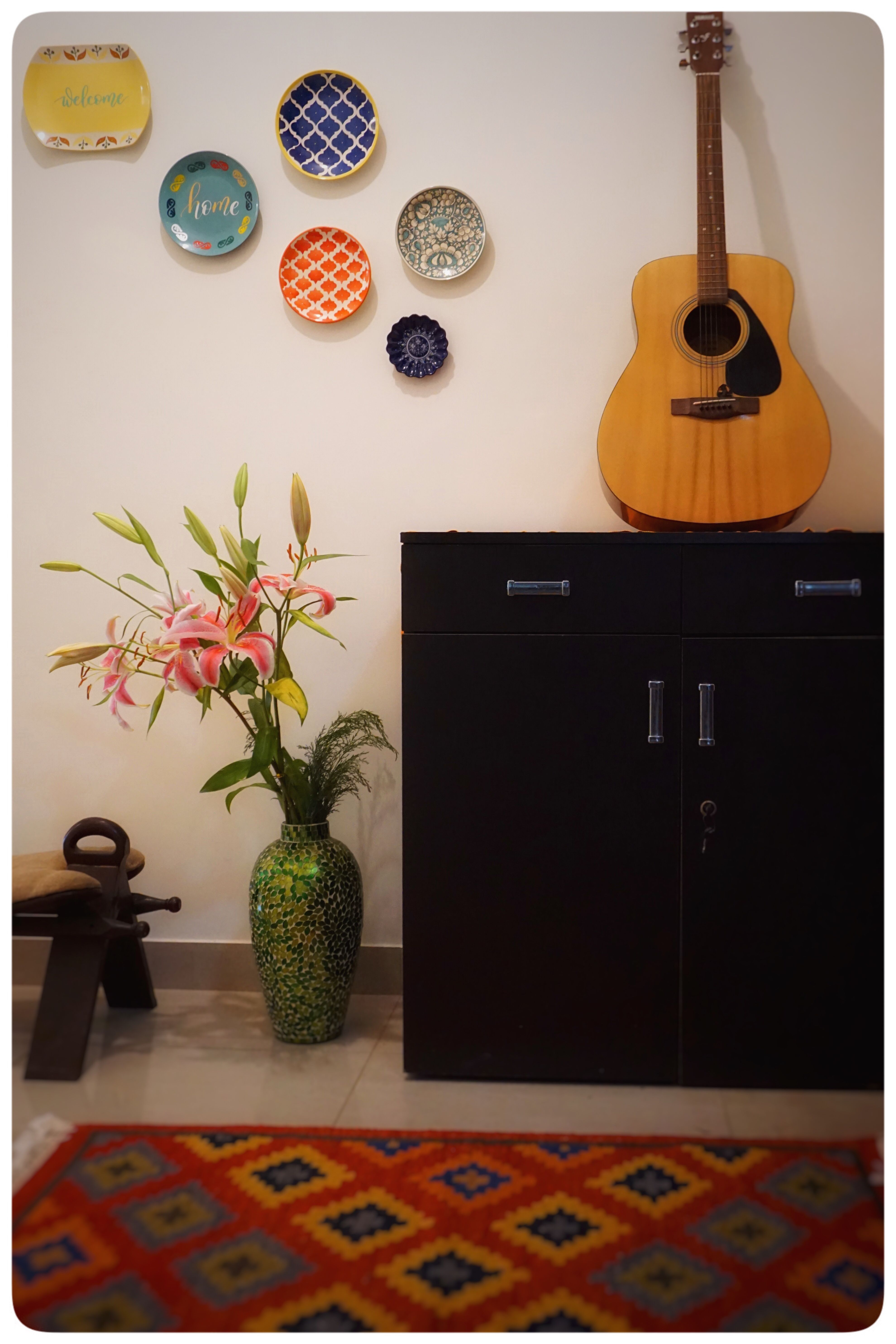 Wall Plates Decor Ceramic Plate Art