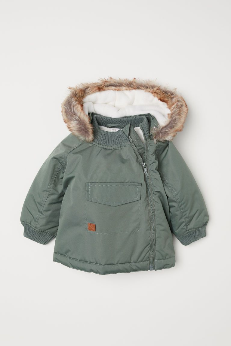 2f67a3fab Padded Outdoor Jacket