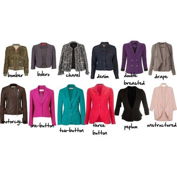 Jacket Glossary By Imogenl On Polyvore Women 39 S Fashion Pinterest Polyvore Fashion