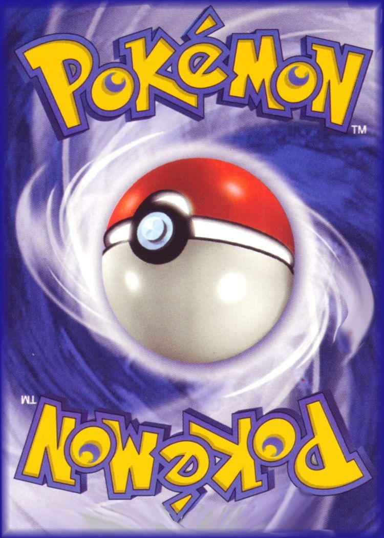 David Pokemon Card Back Pokemon Birthday Party Pokemon Birthday Pokemon