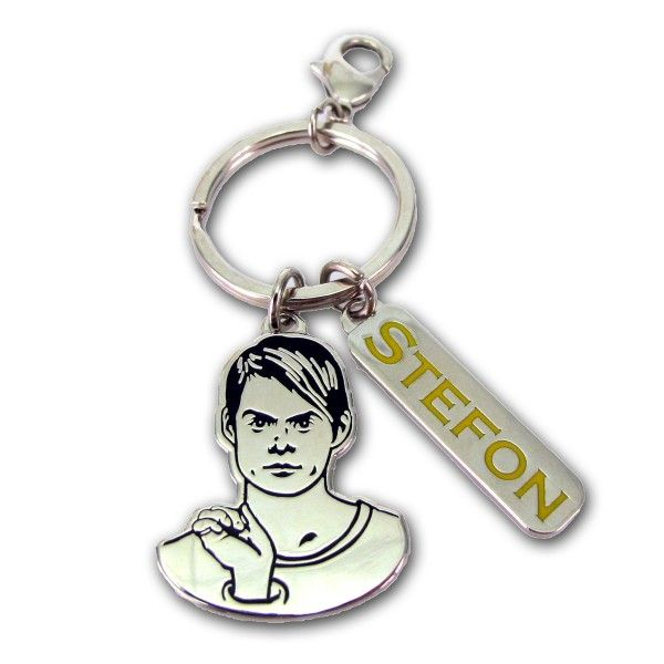 AH HA!  Saturday Night Live Stefon Keychain