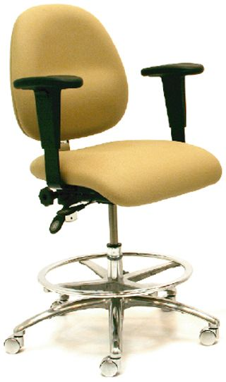 Gibo Kodama Production Chairs Synchron 4300 Series Low Bench Height Chair Sti Systems And Technology Int L Inc 860 871 0401