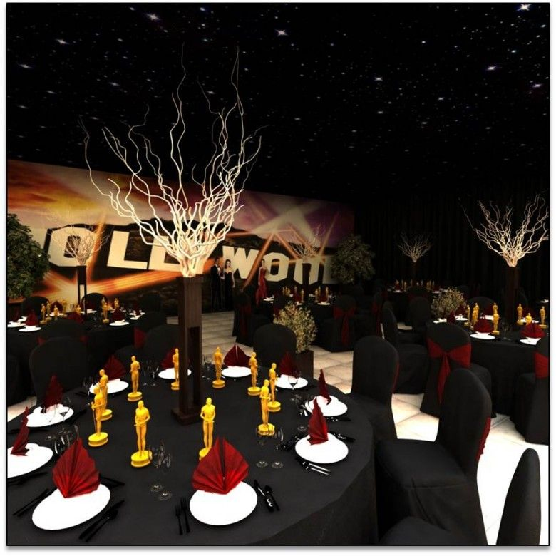 Amazing Oscar Themed Party Decoration Ideas Part - 1: Oscar Themed Party Decor - Google Search