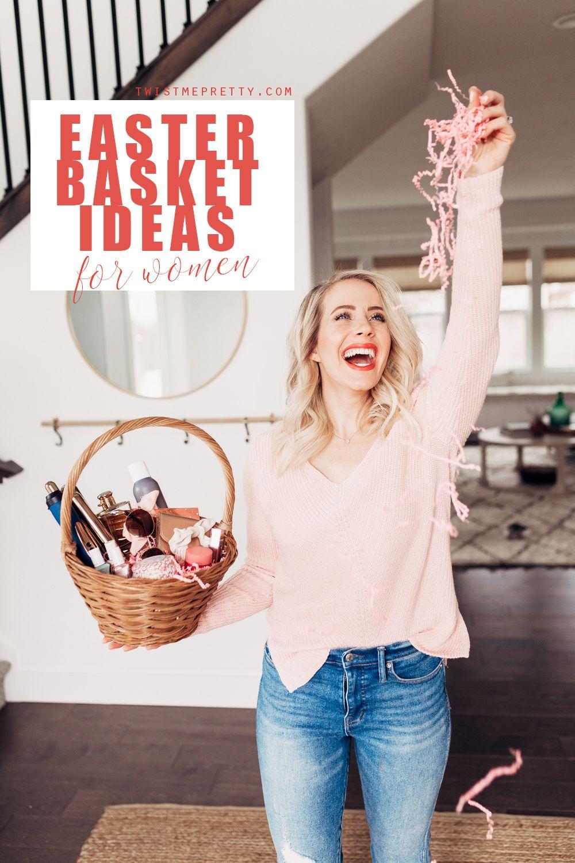 Easter basket ideas for women easter baskets easter