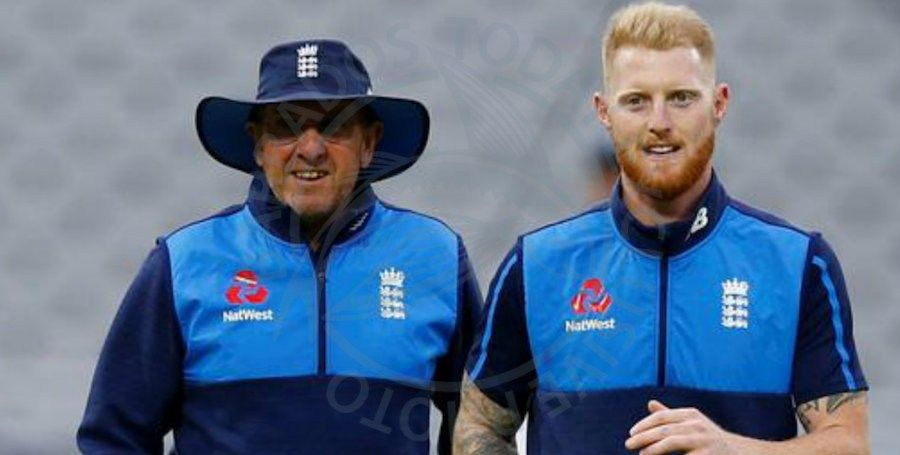 Stokes advised to apologise England coach, Latest sports