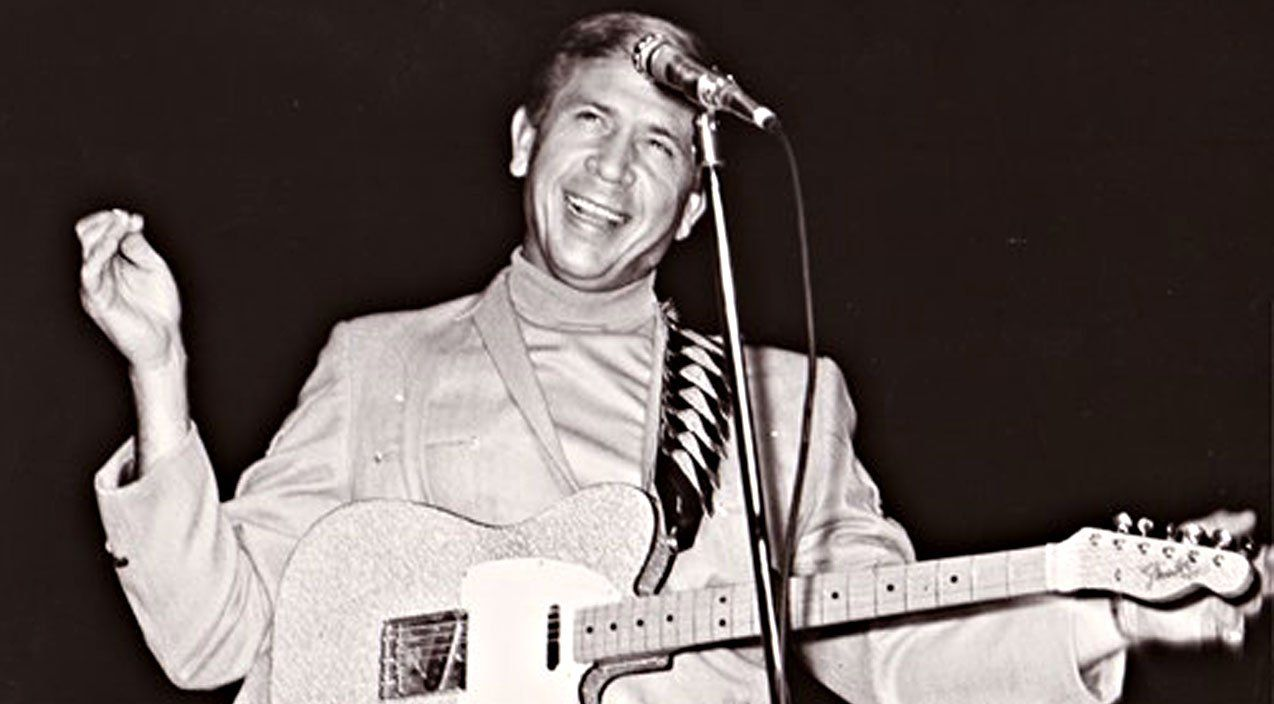 Hear Buck Owens Ridiculously Good Halloween Song Monsters Holiday Country Music