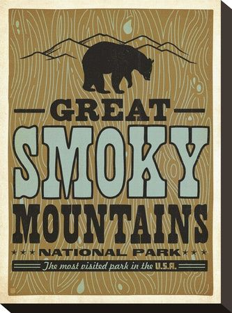Great Smoky Mountain National Park, Prints and Posters at Art