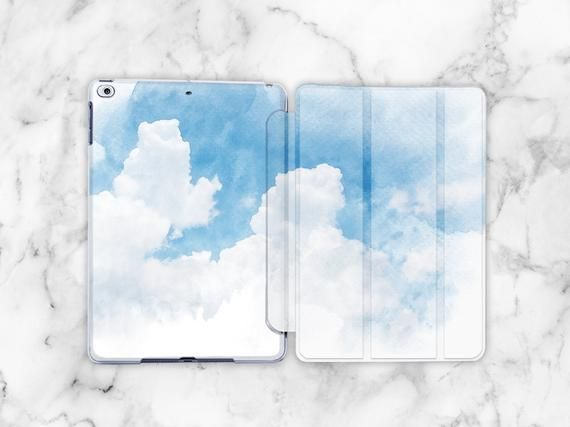 Sky Clouds iPad Pro 11 inch Case iPad Pro 11 in folio iPad 7th | Etsy