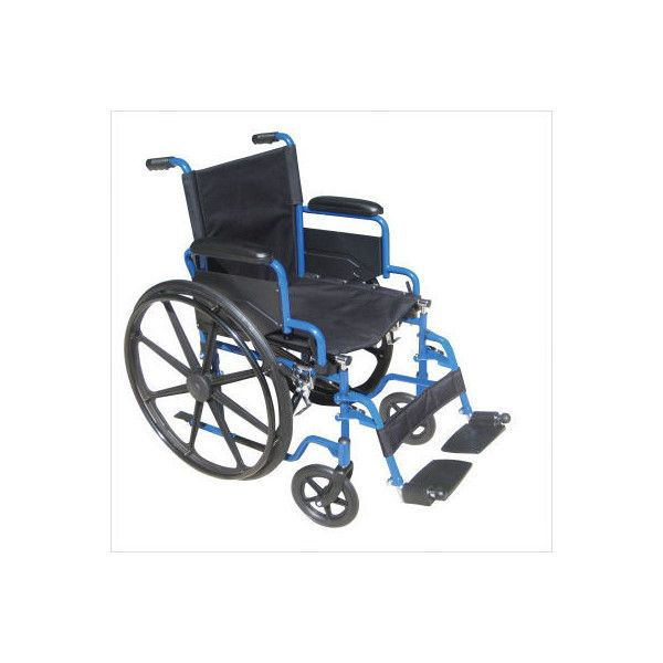 Financing For Drive Medical Blue Streak Wheelchair Furniture