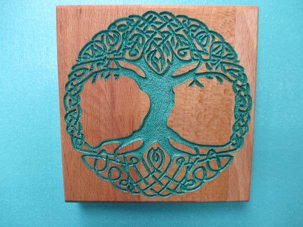 tree of life, lebensbaum, baum des lebens, wand-deko, keltisch ... - Deko Baum Wand